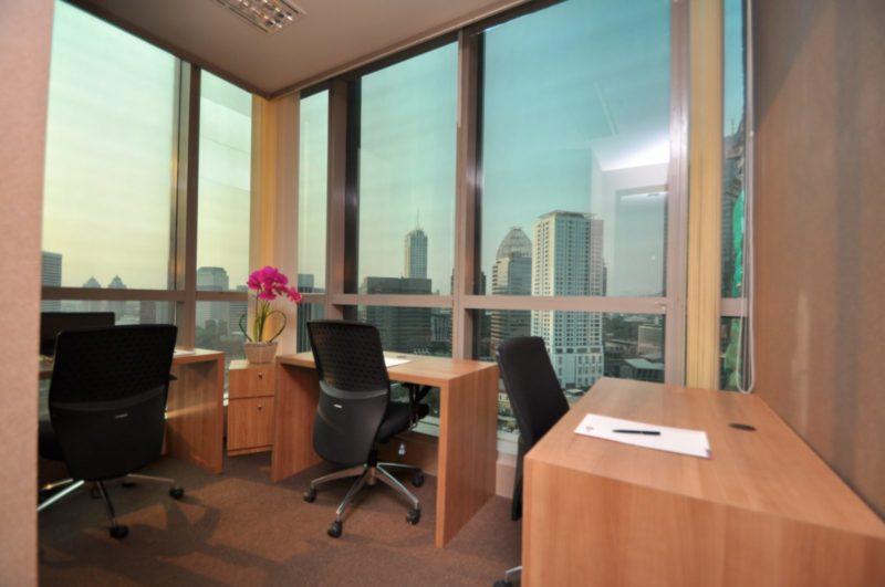 Alquiler de oficinas amuebladas centro de negocios en Europa Asia Estados Unidos Oceanía África FIDULINK