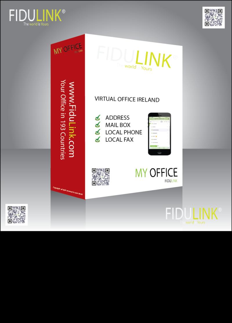 आयरलैंड कंपनी वर्चुअल ऑफिस आयरलैंड में ऑनलाइन कंपनी FIDULINK बनाएं