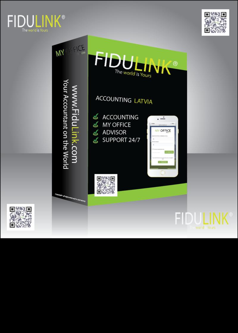 कंपनी लेखा लातविया FIDULINK ऑनलाइन कंपनी ऑनलाइन लातविया बनाएं