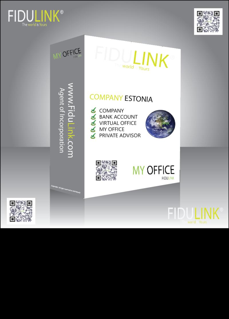 FiduLink Creation offshore company online vytvořit společnost online