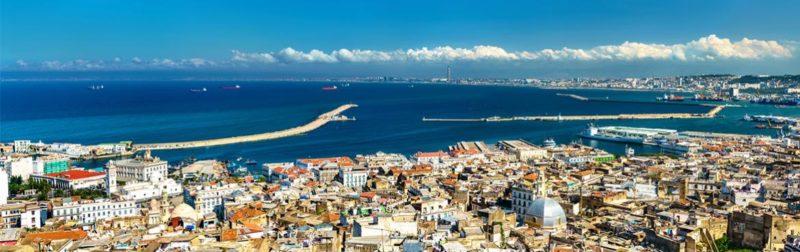 अल्जीरिया अल्जीरिया में एक कंपनी बनाता है अल्जीरिया में अल्जीरिया अधिवास में निर्माण कंपनी