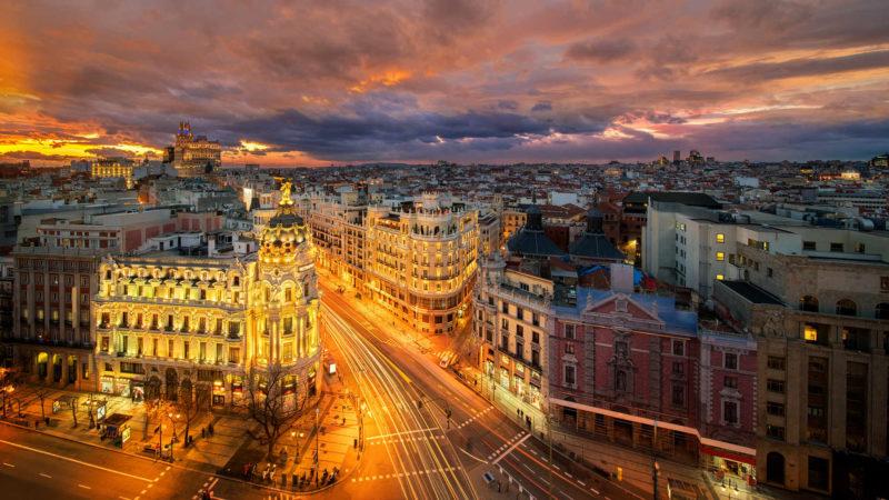 ŠPANĚLSKO vytvoření společnosti Španělsko založení společnosti Madrid Otevření bankovního účtu ŠPANĚLSKO domicilace Madrid
