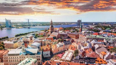 LETONIA Creación de una empresa en Letonia abrir una cuenta bancaria en Letonia domiciliación bancaria en Riga